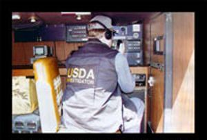USDA wiretap web
